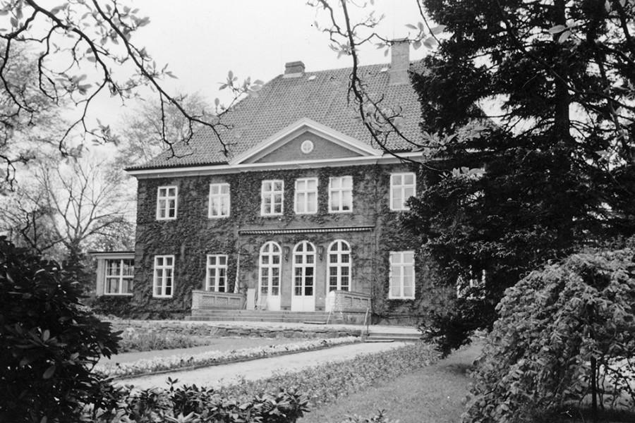 Geschichte Unser Haus